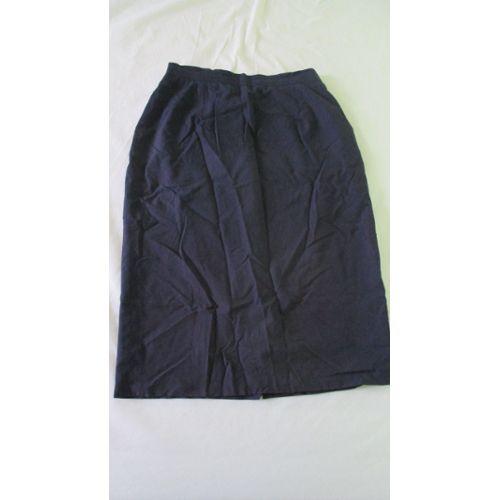 c174dc0659ef1e jupe bleu marine taille 42 pas cher ou d'occasion sur Rakuten