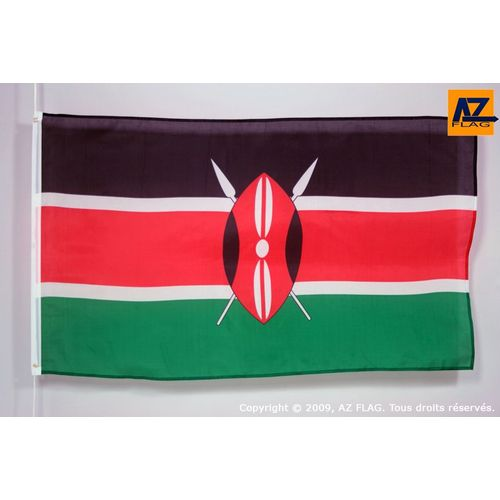 Pin/'s pin drapeau flag KENYA  Afrique Neuf