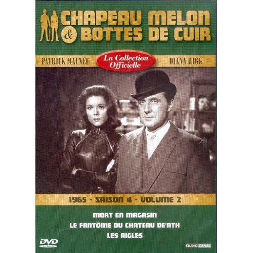 Officielle Melon Et 4 2 Volume Bottes De La Chapeau Collection Cuirannée 1965Saison IHDW2YEe9