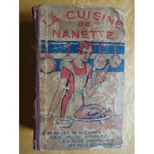 La Cuisine De Nanette