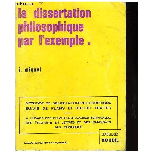 Find published dissertations
