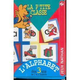 Couverture de L'alphabet
