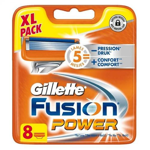 lame de rasoir gillette fusion power pas cher ou d 39 occasion sur rakuten