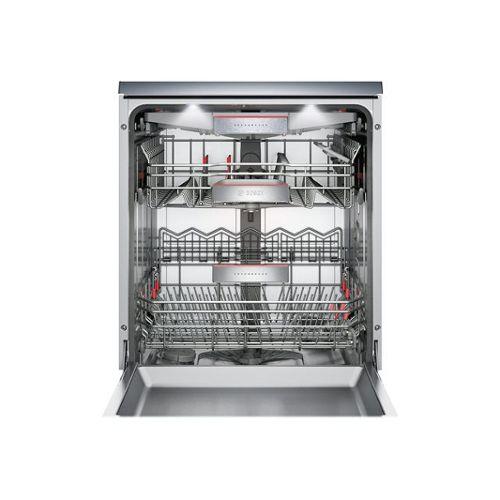 acheter en ligne 46f11 738e9 Bosch Serie | 6 Super Silence Plus SMS68TW00E - Lave-vaisselle - pose libre  - largeur : 60 cm - profondeur : 60 cm - hauteur : 84.5 cm - blanc