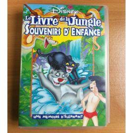 Le Livre De La Jungle Souvenirs D Enfance Vol 2 Une Memoire D Elephant Disney