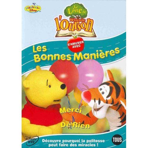 Le Livre De Winnie L Ourson S Amuser Avec Les Bonnes Manieres