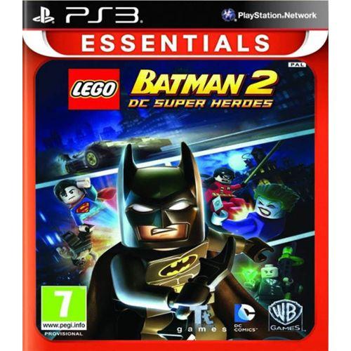Cher Rakuten Pas Lego Batman 2 Ps3 D'occasion Ou Sur R35jLAq4