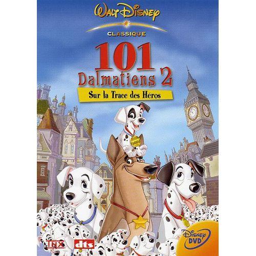101 Dalmatiens 2 Sur La Trace Des Heros Rakuten