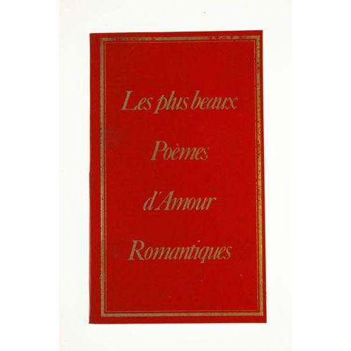 Les Plus Beaux Poèmes Damour Romantiques