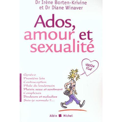 Ados Amour Et Sexualite Version Fille