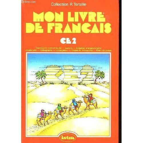 Mon Livre De Francais Ce2 De Dargelos Achat Vente Neuf