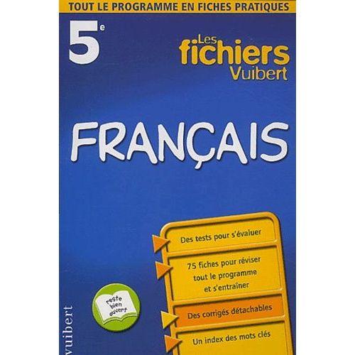 Livre Francais 5eme Pas Cher Ou D Occasion Sur Rakuten