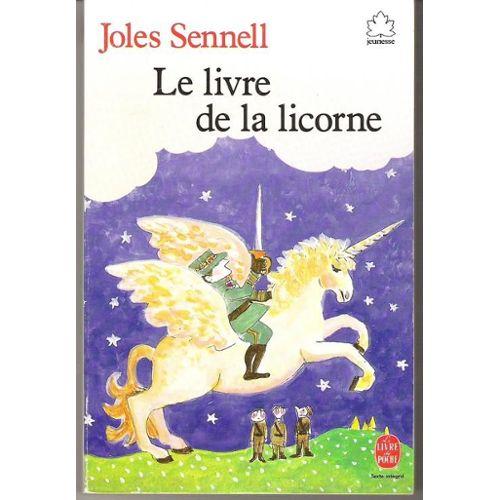 Le Livre De La Licorne