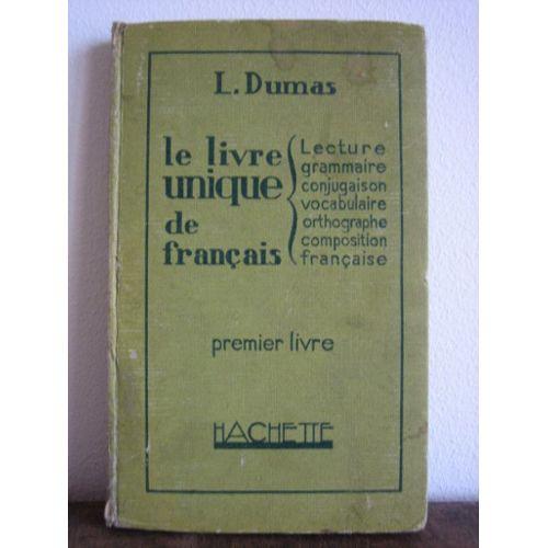 Livre Unique Dumas Pas Cher Ou D Occasion Sur Rakuten