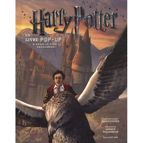 Harry Potter Un Livre Pop Up D Apres Le Film Phenomene