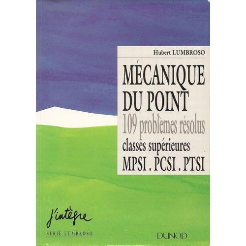 109 Problèmes Résolus, Classes
