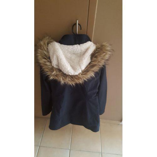 Manteau hiver femme grand froid