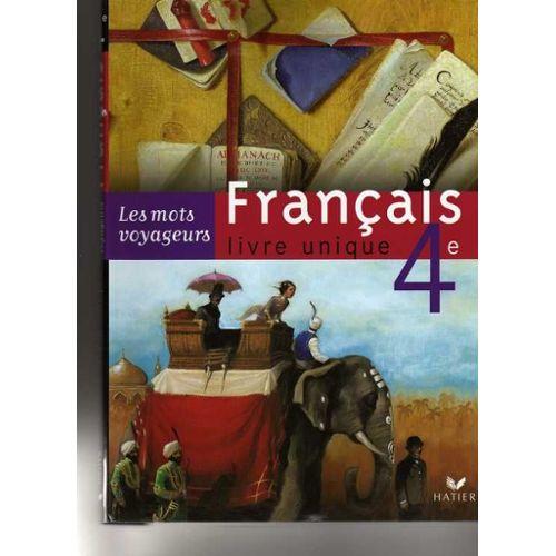 Francais 4e Livre Unique Rakuten
