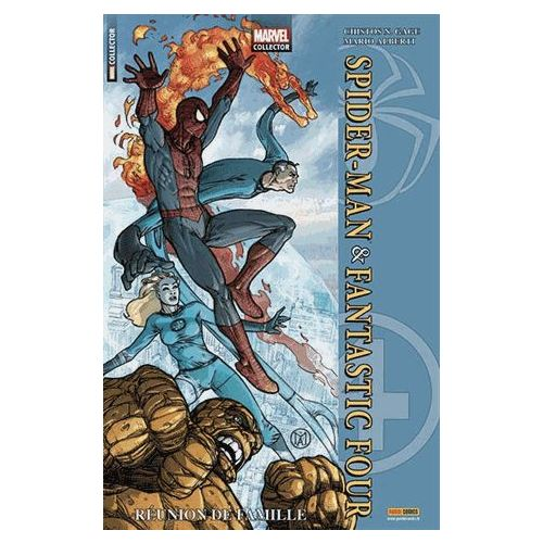 Marvel Collector 1