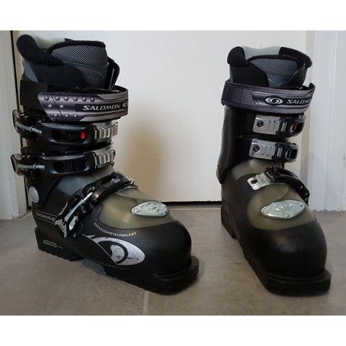Chaussures de ski femme Salomon Ellipse 7.0   Rakuten