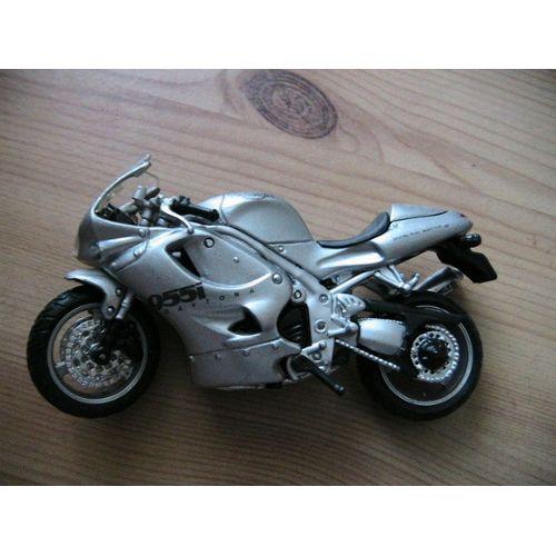 MOTO MINIATURE ANCIENNE MAISTO TRIMUPH 600 ECH 1//18 VINTAGE 2-WHEELERS MAISTO