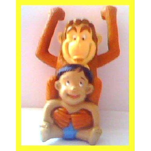 Mowgli Et Le Singe Le Livre De La Jungle Disney
