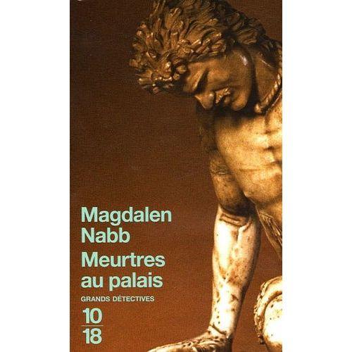 Meurtres au palais - Magdalen Nabb