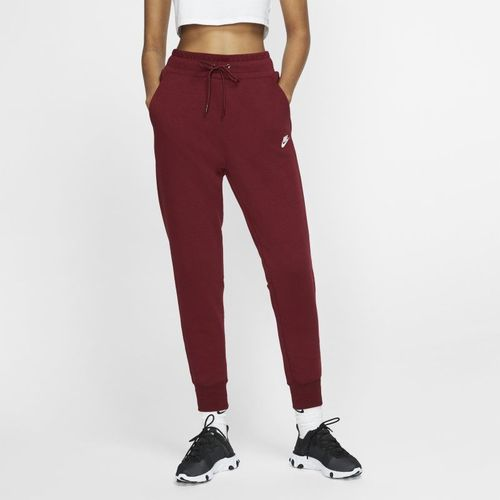 pantalon nike femme rouge
