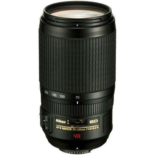 300mm f//4.5 /Ø 58mm AF-S 50mm 1:1.8G Filtro Protecci/ón 5.6 Nikon AF-S Nikkor 50mm f//1.4 CELLONIC/® Filtro UV Compatible con Nikon AF-P DX Nikkor 70-300 mm 1:4.5-6.3 55