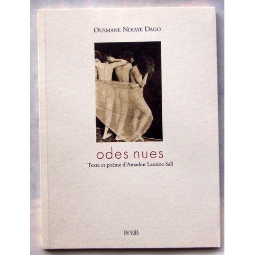 Odes Nues Texte Et Poeme Damadou Lamine Sall Rakuten