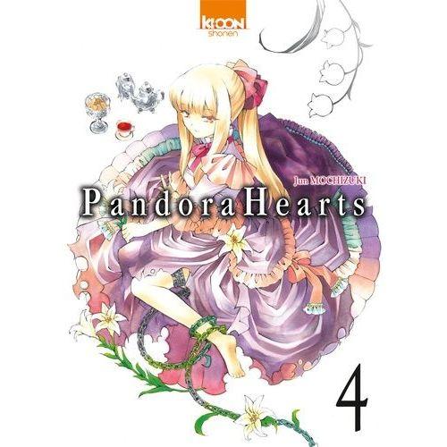 coffret pandora hearts