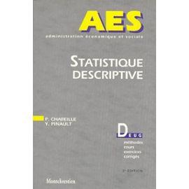 Statistique Descriptive - Deug Méthodes, Cours, Exercices ...