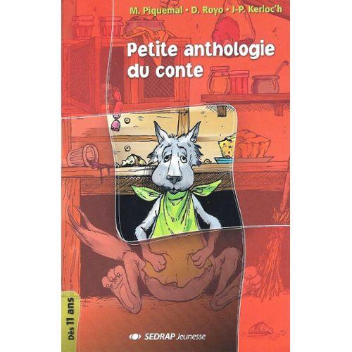 Petite anthologie de la mythologie - Michel Piquemal