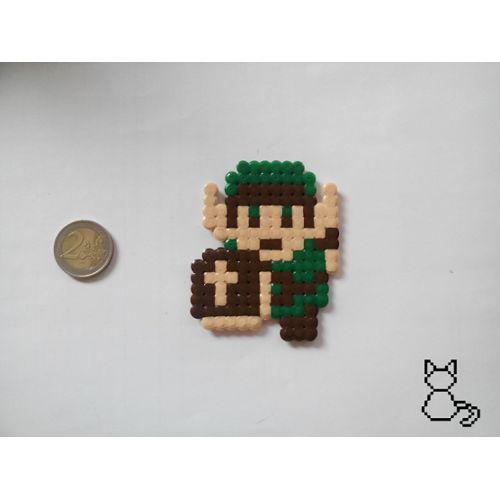 The Legend Of Zelda Link Pixel Art Rakuten