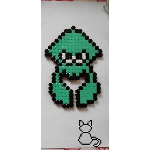 Splatoon Squid Pixel Art Rakuten