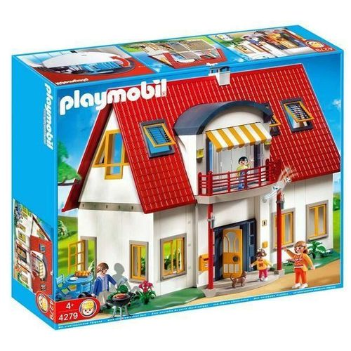 Playmobil 4279 La Villa Moderne Maison Moderne Rakuten