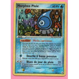 MORPHEO PLUIE 60PV 23//101 CARTE POKEMON