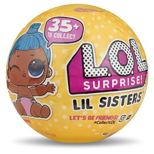 LOL SURPRISE SERIES 2 WAVE 2 BIG SISTER DOLL BALL MISS PUNK LET/'S BE FRIENDS