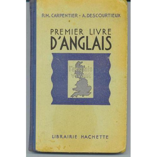 Premier Livre D Anglais
