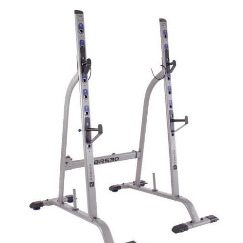OCCASION BARRE DE TRACTION EXTENSION RACK CAPITAL SPORTS 108CM EXERCICES MUSCU