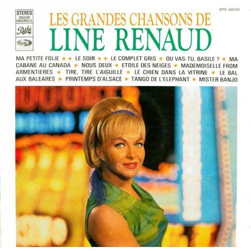 Les Grandes Chansons De Line Renaud