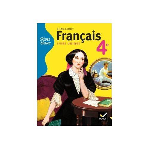 Rives Bleues Manuel Scolaire Francais 4eme Rakuten
