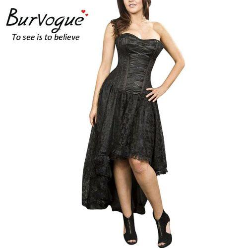 sur des pieds à grande vente Acheter Authentic Robe courte devant longue derriere pas cher ou d'occasion ...