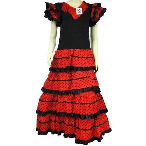 76118a0751e851 robe flamenco femme pas cher ou d'occasion sur Rakuten