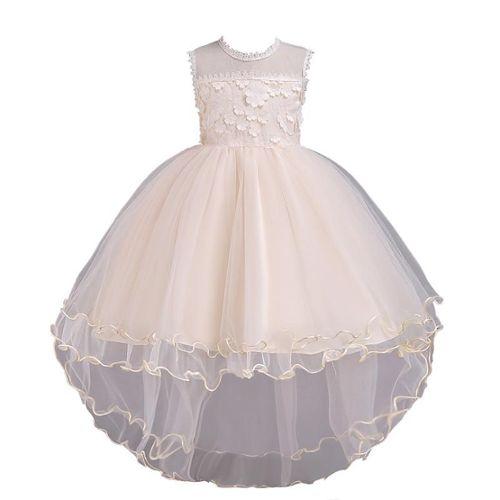 grossiste a9bfd 4ff25 robe mariage fille 2 ans pas cher ou d'occasion sur Rakuten