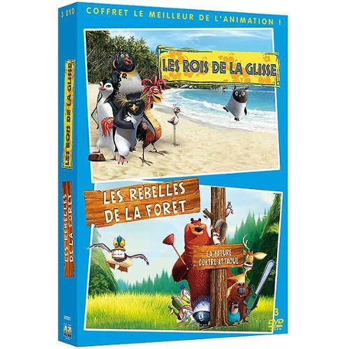 Les Rois De La Glisse Les Rebelles De La Forêt Rakuten
