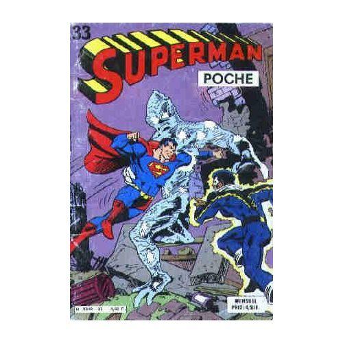 sagedition superman poche 33