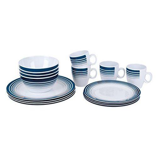 acheter pas cher 33ac4 e8f1d service de table bleu pas cher ou d'occasion sur Rakuten