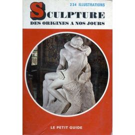 Couverture de Sculpture des origines a nos jours