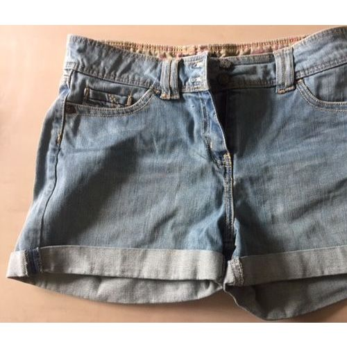Short en jean , Taille : 38, Active Wear